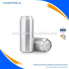 customized blank aluminum can from china