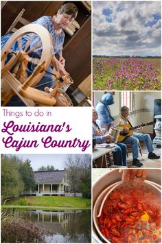 The best things to see, do, and eat in the heart of Louisiana's Cajun Country. Lafayette, LA is an easy day trip or weekend getaway from New Orleans, Baton Rouge, or Houston.