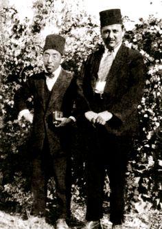 1919: Shoghi Effendi and Fujita