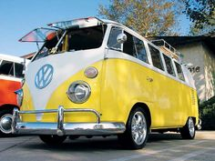 awww ;D my dad and i joked that this would be my first car...and then i really wanted one <3
