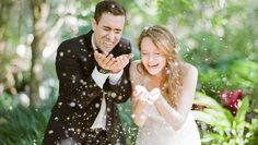 Find out what you should never post on social media from your wedding on SHEfinds.com.