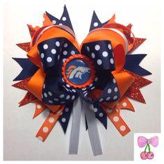 Denver broncos bow