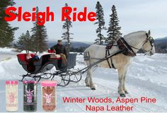 Pink Zebra Sprinkle Fragrance Recipe Sleigh Ride : Do you dream about riding on the sleigh with Santa? This winter fragrance will have you thinking you are with Santa and his reindeer.  Order your sprinkles here. Combine- Winter Woods, Aspen Pine, and Napa Leather pinkzebra_jeanne@yahoo.com