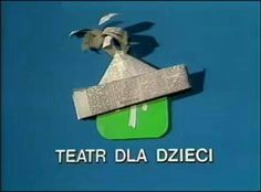 Teatr dla Dzieci Poland Country, Good Old Times, My Childhood Memories, Inner Child, Best Cities, Warsaw, School Projects, Old School, Folk