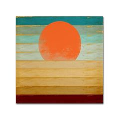 Trademark Fine Art 14 in. x 14 in. Beautiful Day by Tammy Kushnir Floater Frame Abstract Wall Art ALI11216-C1414G - The Home Depot Wall Canvas, Canvas Art, Canvas Prints, Canvas Size, Line Patterns, Quilt Patterns, Abstract Wall Art, Artist Canvas, Beautiful Day