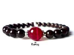 Reiki, Beaded Bracelets, Crystals, Dangles, Jewelry, Health, Fashion, Bonito, Moda