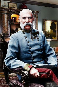 Franz Joseph I of Austria Empress Sissi, The Empress, Joseph, Franz Josef I, Kaiser Franz, Austrian Empire, Ww1 Soldiers, Austro Hungarian, Royal Families