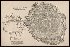 1524 La Gran Tenochtitlán