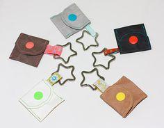 DIY-Anleitung: Chiptäschchen aus SnapPap - Mit kostenlosem Schnittmuster - Snaply-Magazin Freebie