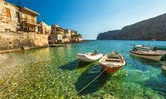 Gerolimenas, Mani peninsula, Lakonia, Peloponnese, Greece.
