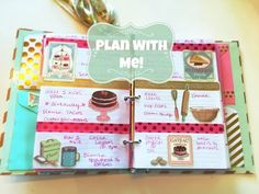 Plan With Me! Target Dollar Spot Planner   MONTHLY & WEEKLY!! - YouTube