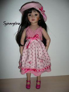 Vêtement poupée MARU & FRIENDS compatible poupée GOTZ