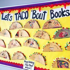 How amazing is this bulletin board my coworker and her and graders made for our front office? Her students wrote book… How amazing is this bulletin board my coworker and her and graders made for our front office? Her students wrote book… Reading Bulletin Boards, Classroom Bulletin Boards, Classroom Door, Classroom Themes, Preschool Bulletin, Future Classroom, Bulletin Board Ideas For Teachers, Jesus Bulletin Boards, Kindness Bulletin Board