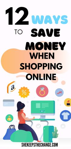 Be smarter by using these online shopping hacks to save money. When you look for ways to shop for clothes online or purchase gifts there are tricks to online shopping so you can spend less. Online shopping stores have strategies to make you spend more and come back again. Out smart them by reading this article and try saving money online today. Best Money Saving Tips, Ways To Save Money, Saving Money, Online Shopping, Change, Net Shopping, Save My Money, Money Savers, Frugal