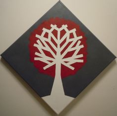 Simple tree By Aurimar Almodovar Simple Tree, Artwork, Cards, Work Of Art, Maps, Playing Cards