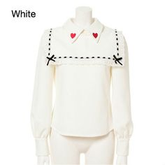 picture of Swankiss Love Letter Blouse 2