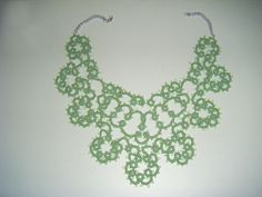 necklace tatting