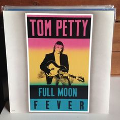 TOM PETTY Full Moon Fever LP 1989 MCA-6253 NM ORIG US PRESS w/inner NEAR MINT #RocknRoll