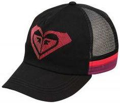 Roxy So Local Hat - True Black