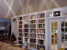 Office Bookshelves Design