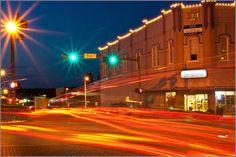 Aprende fácilmente a hacer esas fotos tan chulas de las estelas de luz de los coches