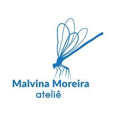 Identidade visual Malvina Moreira ateliê Desenho/Arte gráfica: Rose Severo Orientação: Cleo do Vale, Aglaíze Damasceno Juazeiro do Norte - CE, Abril/2016
