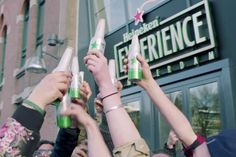 Heineken Turns Bottles Into Compasses to Guide Tourists to Amsterdam Visitor Attraction - Interactive (video) - Creativity Online. http://www.clipforce.nl/ #inspiratie #videomarketing #viral #videocontent #videoproductie #marketing #webvideo #onlinevideo #vimeo #youtube #reclame #Heineken #bier