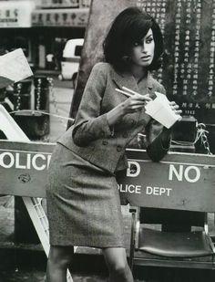 Yasmeen Ghauri. One of my all-time favorite models!