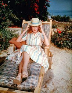 Vintage Glamour Girls: Deborah Kerr