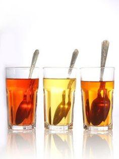 Os Meus Remédios Caseiros: Chá para um cabelo radiante!