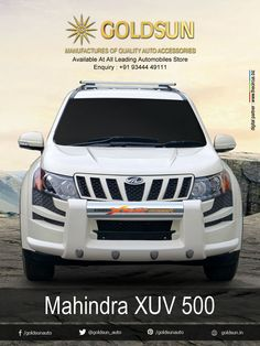 Defender : #Mahindra_XUV500