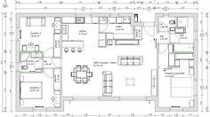 Plan Maison 4 Chambres 130m2