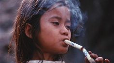 The tobacco industry loves children