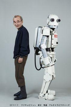 humanoid robot via @missmetaverse www.futuristmm.com  #mech #exposedmechanicals #mecha #robot #robotics