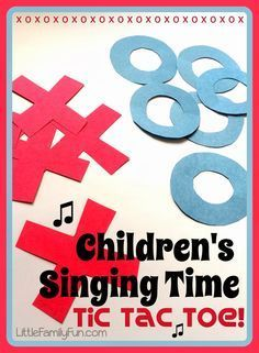 SINGING TIME IDEA: Fun game for singing time with kids! Great Primary singing time idea! Music with kids.