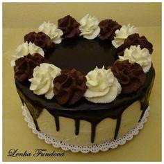 Harlekýn průměr 18cm Cream Cake, Birthday Cake, Pastel, Food, Parisian, House, Custard Cake, Cream Pie, Cake