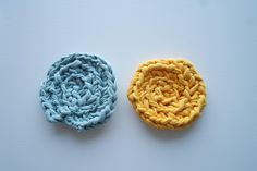 A Pair of Crochet Coasters by RoseliteHome on Etsy Crochet Doilies, Coasters, Stud Earrings, Pairs, Trending Outfits, Unique Jewelry, Handmade Gifts, Etsy, Vintage
