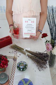 DIY: free printable Flower party