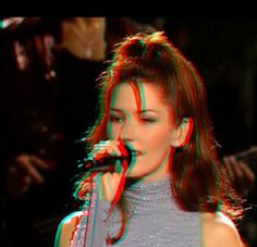 shania 1 | Flickr – Compartilhamento de fotos! 3d anagliph photo, use red cian glasses to view