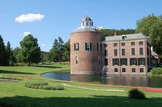 castles in netherlands   Rosendael castle, Roosendaal (Holland)