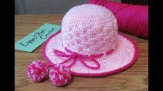 Sneakpeek #4 Crocheted hat & 1.5inch pompom