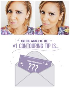 When editors or clients ask what our number one contouring tip is, our answer is always the same! Click through to start slenderizing the easy way!