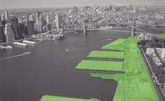 Project Title: Brooklyn Bridge Park Michael Van Valkenburgh Associates, Inc.  http://landscapeurbanism.com/strategy/brooklyn-bridge-park/