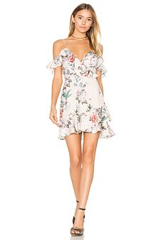MAJORELLE Salsa Dress in Multi Floral | REVOLVE