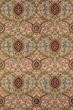 Victorian Home Wallpapers   Morris Specialty Line   Bradbury & Bradbury