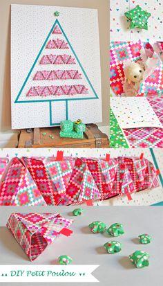 DIY #8 * Fanny pour Petit Poulou * Le calendrier de l'Avent www.petitpoulou.com #DIY #PetitPoulou #Christmas #Calendar