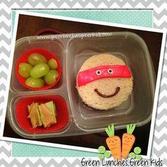 Ninja Turtles Lunch! - fantasticsausage