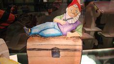 Sean Connery Gnome.