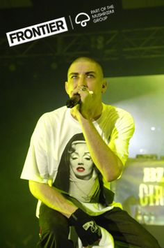Bliss N Eso @ Festival Hall (Photo Credit: Leigh Wilkins)