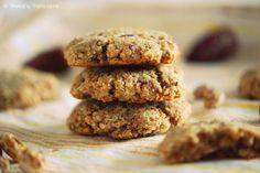 Patce's Patisserie: Gesunde Dinkel-Erdmandel-Cookies ohne Zucker